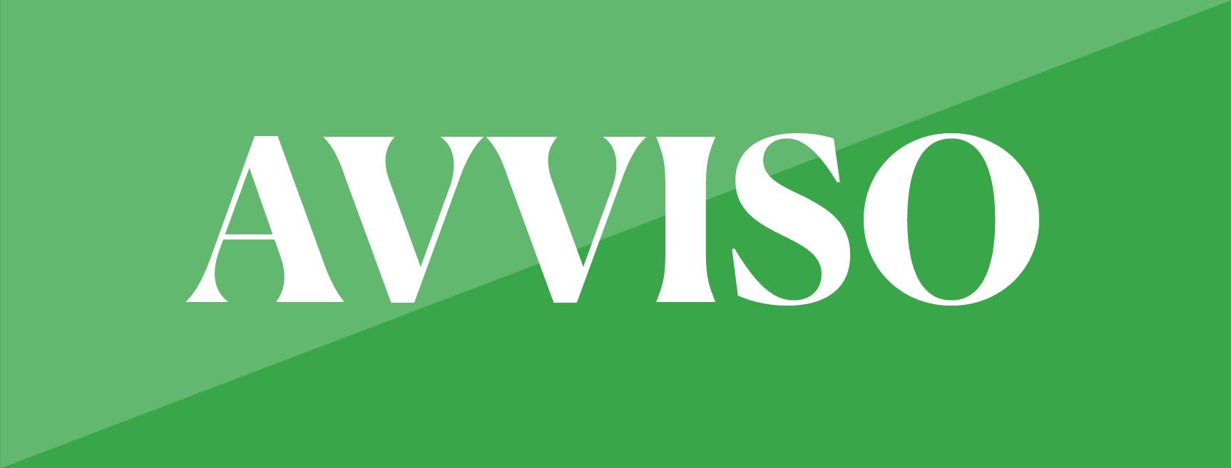 AVVISO chiusura Punto Vendita aziendale emergenza Covid-19