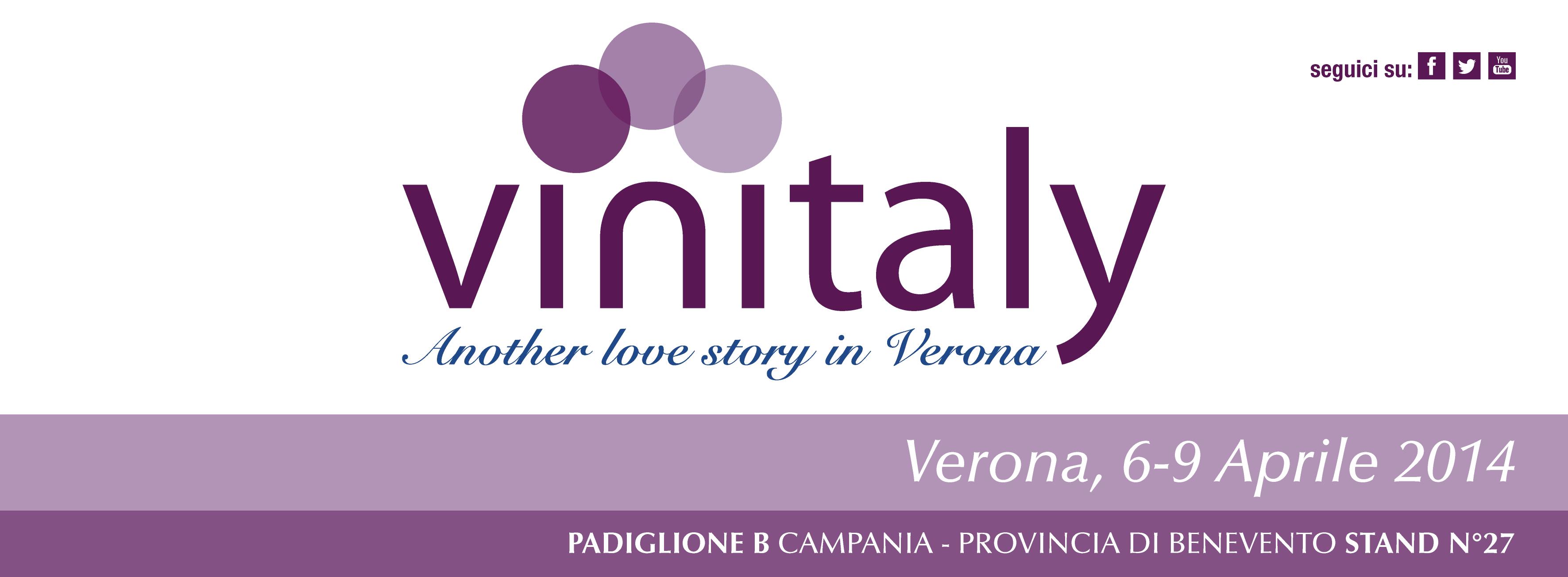 Vinitaly 2014 dal 6 al 9 Aprile 2014