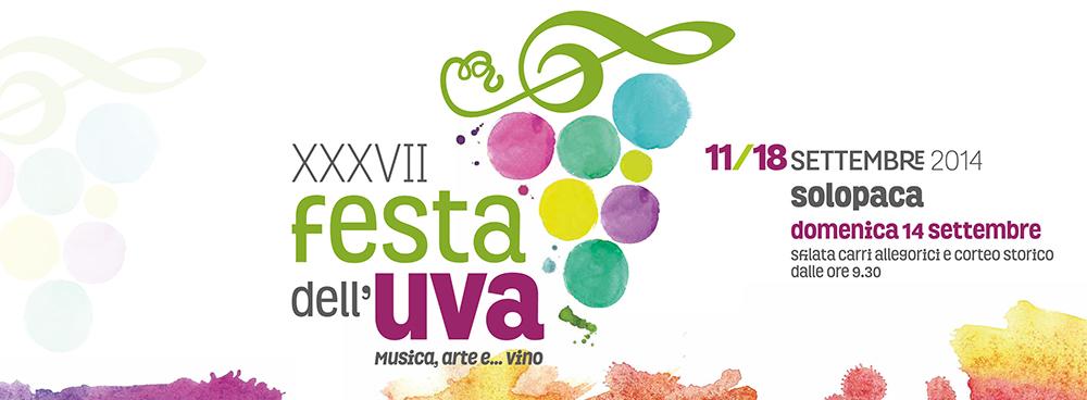 XXXVII Festa dell'Uva 11-18 Settembre 2014