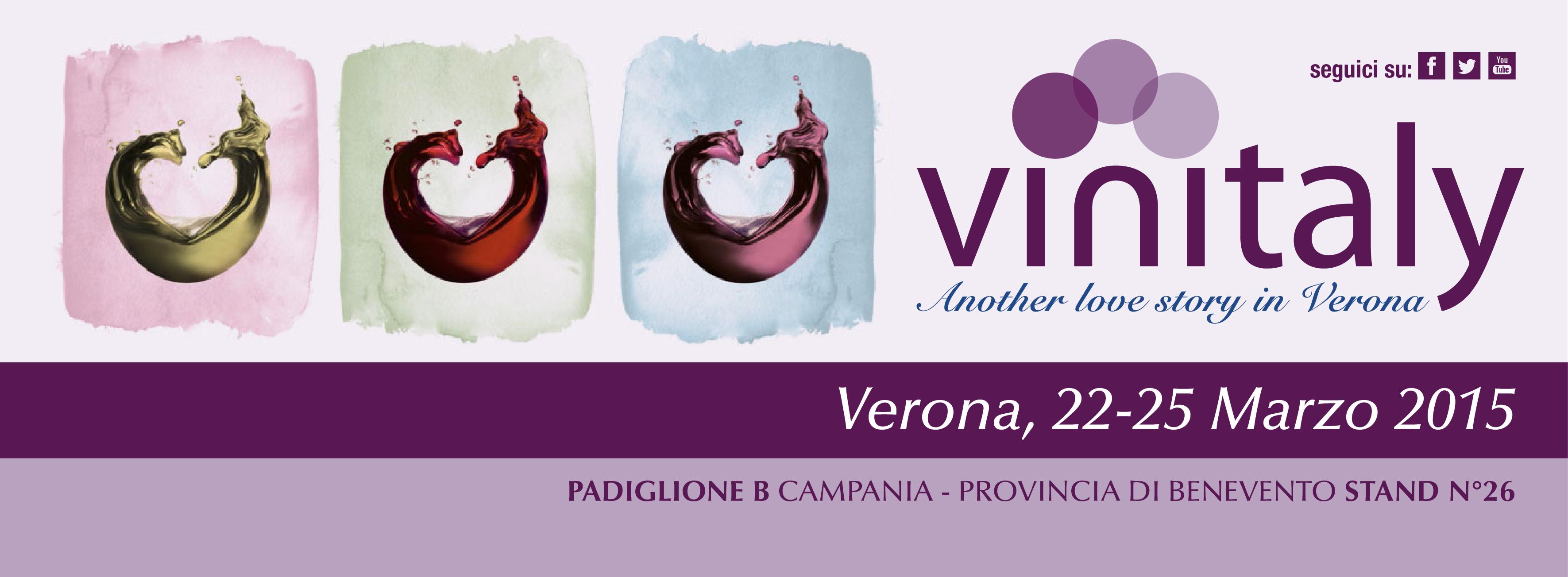 Vinitaly 2015 dal 22 al 25 Marzo 2015